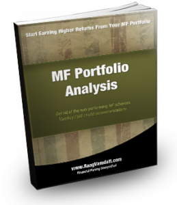 Mutual Fund MF Portfolio Analysis Service